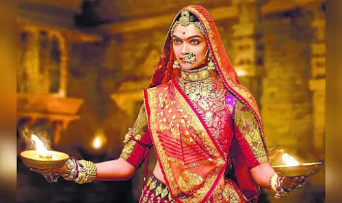 Who is the choreographer of ghoomar?