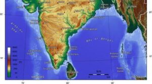 the coasts of Sindh and Bengal