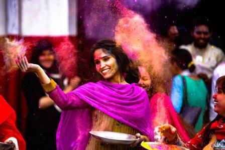 TRADITIONAL THINGS ABOUT INDIAN ART & CULTURE