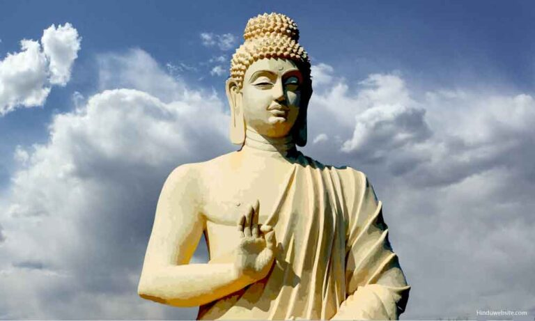 What is the main goal of Buddhism?