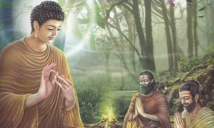 The Place of Devotion and Reverence In Buddhism